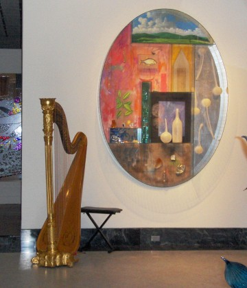 Harp Strings Inc at Orlando Museum of Art