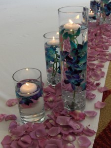 Orchids & Candles